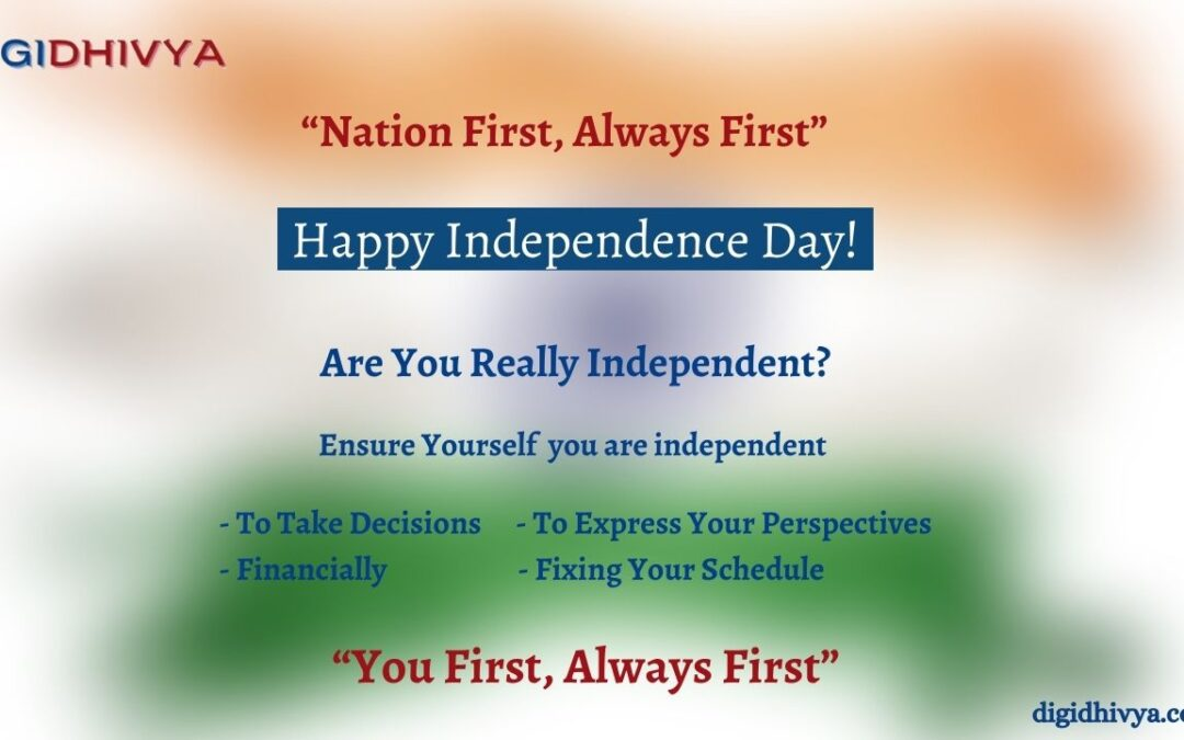 Are You Really Independence